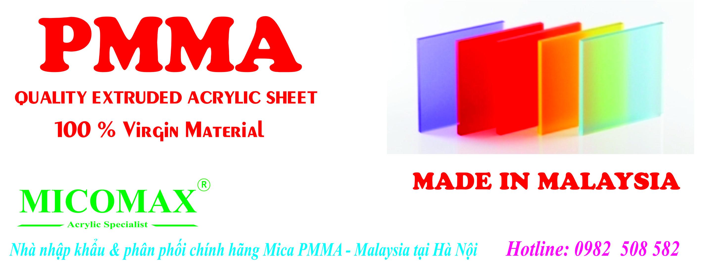 MICA PMMA - MALAYSIA