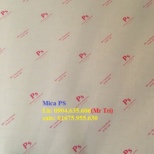Địa chỉ bán Tấm Mica tại Hà Nội. Tổng kho Mica trữ lượng lớn, giá cạnh tranh