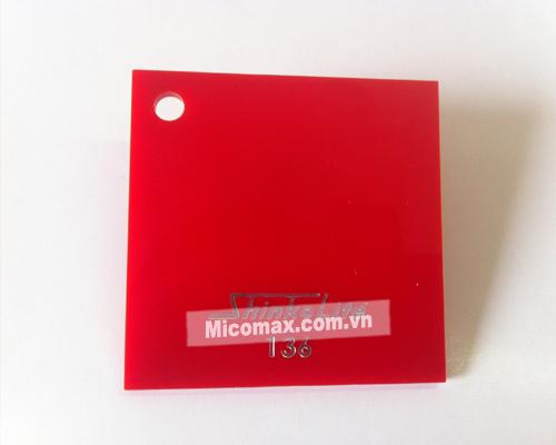 Mica đỏ - Sinkolite