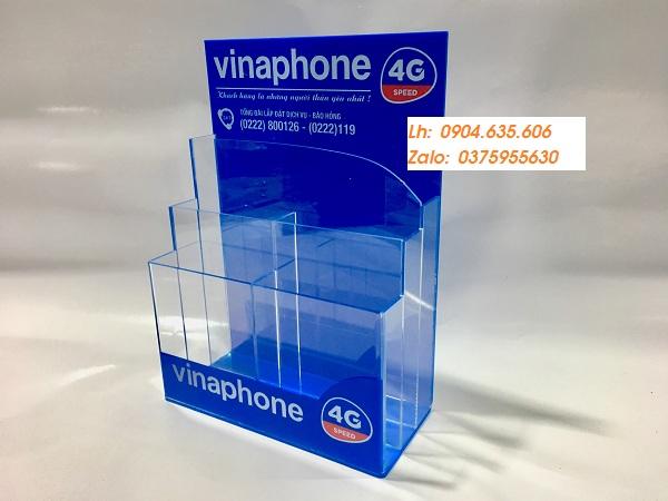 Kệ tờ rơi Vinaphone 4G